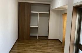 新宿區市谷台町-1R公寓大廈