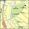 2LDK Apartment to Rent in Funabashi-shi Access Map