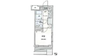 大田區蒲田-1K公寓大廈