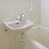 1K Apartment to Rent in Toda-shi Bathroom