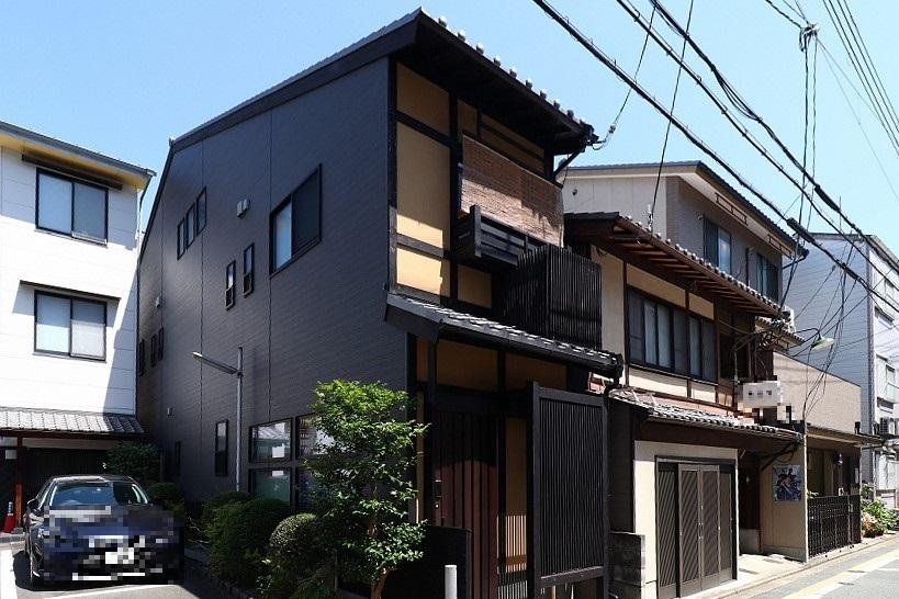 Whole Building House to Buy in Kyoto-shi Shimogyo-ku Exterior