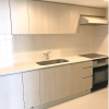 1LDK Apartment to Rent in Chuo-ku Kitchen