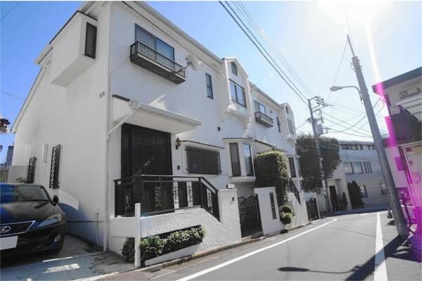 3LDK House to Rent in Shibuya-ku Exterior