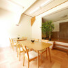 Private Guesthouse to Rent in Minato-ku Living Room