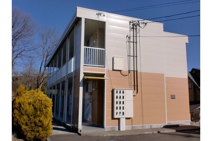1K Apartment to Rent in Sendai-shi Aoba-ku Exterior