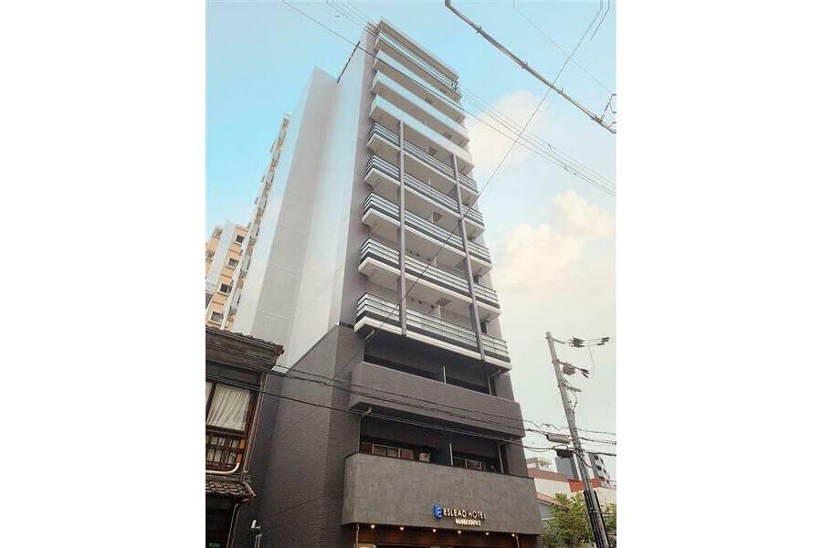 1R Apartment to Rent in Osaka-shi Naniwa-ku Exterior