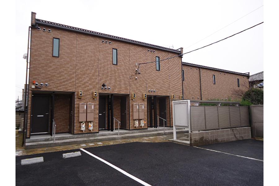 1K アパート 名古屋市東区 外観