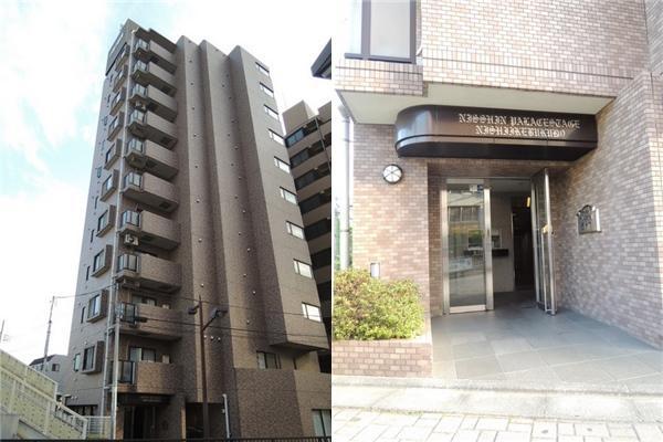 2K Apartment to Rent in Toshima-ku Exterior