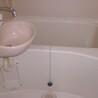 在东村山市内租赁1K 公寓 的 浴室