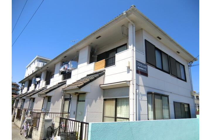4K Terrace house to Rent in Nagareyama-shi Exterior