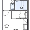 1K Apartment to Rent in Ginowan-shi Floorplan