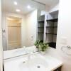 在横濱市港北�區內租賃1R 公寓大廈 的房產 盥洗室