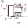 1K マンション 川口市 配置図