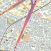 1K マンション 品川区 Access Map