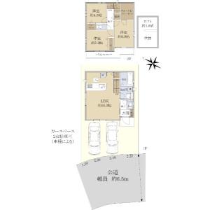 3LDK {building type} in Sakuragaoka - Tama-shi Floorplan