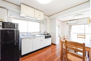 1DK Apartment to Rent in Shibuya-ku Kitchen