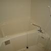 1K Apartment to Rent in Osaka-shi Nishiyodogawa-ku Bathroom