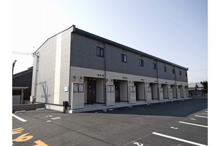 1K Apartment to Rent in Gamo-gun Hino-cho Exterior