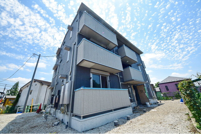 1R Apartment to Rent in Chiba-shi Chuo-ku Under Construction