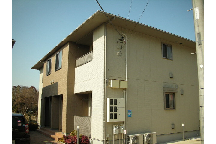 2LDK Apartment to Rent in Kashiwa-shi Exterior
