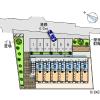 1K Apartment to Rent in Fuchu-shi Map