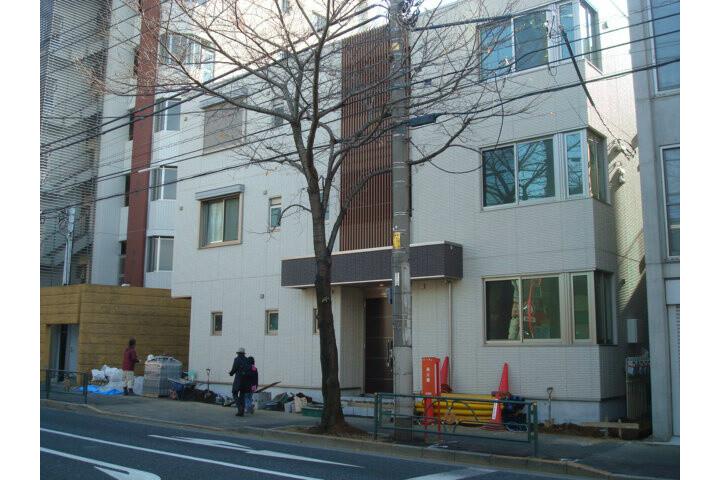 2LDK Apartment to Rent in Nakano-ku Exterior