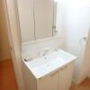 2LDK Apartment to Rent in Chiyoda-ku Washroom