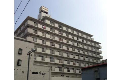 1K 맨션 to Rent in Yokohama-shi Naka-ku Exterior