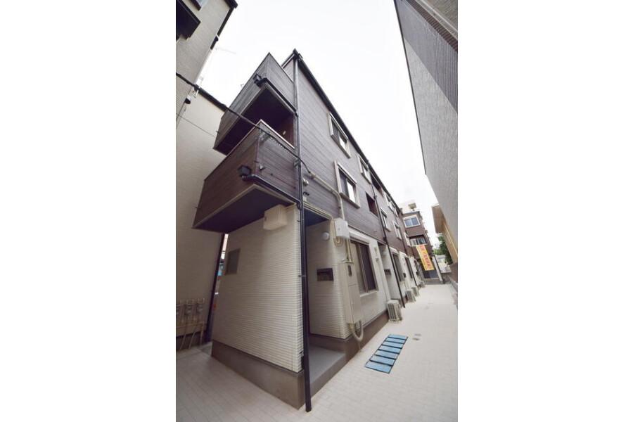 2LDK Apartment to Rent in Arakawa-ku Exterior