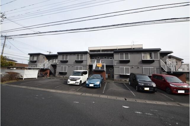 3DK Apartment to Rent in Nagareyama-shi Exterior