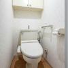 2LDK Apartment to Buy in Meguro-ku Toilet