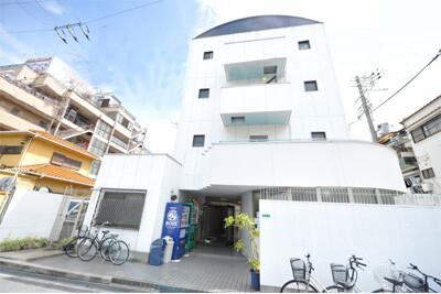 シェアハウス ゲストハウス 大阪市平野区 玄関
