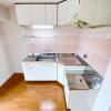 1LDK Apartment to Rent in Osaka-shi Ikuno-ku Kitchen