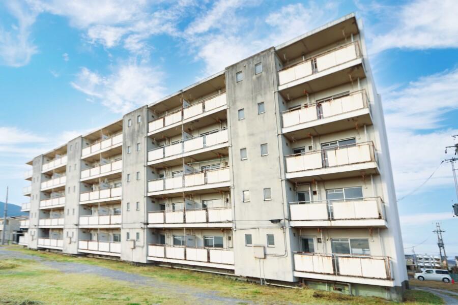 2K Apartment to Rent in Ibi-gun Ikeda-cho Exterior