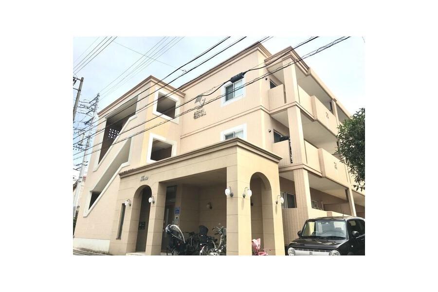 2LDK Apartment to Rent in Nagoya-shi Nishi-ku Exterior