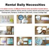 1K Apartment to Rent in Kyoto-shi Nakagyo-ku Equipment