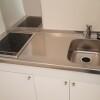 1K Apartment to Rent in Asaka-shi Kitchen