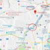 2LDK マンション 新宿区 地図