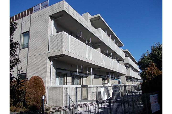 在町田市內租賃1K 公寓大廈 的房產 戶外