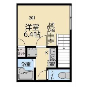 1K Mansion in Kamiyoga - Setagaya-ku Floorplan