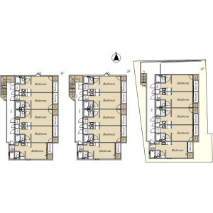Whole Building {building type} in Nakanobu - Shinagawa-ku Floorplan