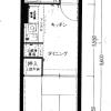 1DK マンション 大阪市西成区 内装