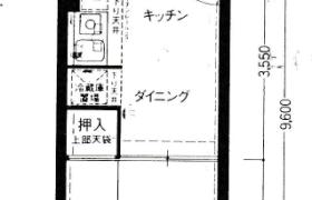 大阪市西成区花園北-1DK{building type}
