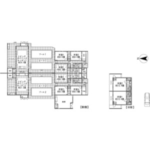 6LDK {building type} in Unten - Kunigami-gun Nakijin-son Floorplan
