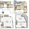 Whole Building Retail to Buy in Chiba-shi Midori-ku Floorplan