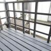 3K Terrace house to Rent in Sakai-shi Kita-ku Balcony / Veranda