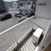 1K Apartment to Rent in Sagamihara-shi Chuo-ku Balcony / Veranda