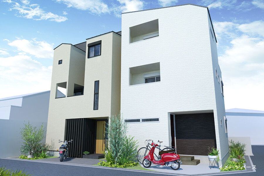 3SLDK House to Buy in Toyonaka-shi Under Construction