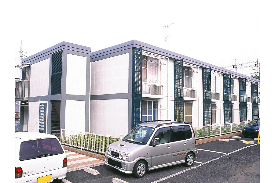 1K Apartment to Rent in Hanno-shi Exterior