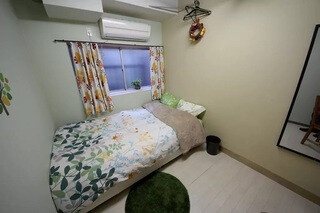 Private Guesthouse to Rent in Koto-ku Bedroom